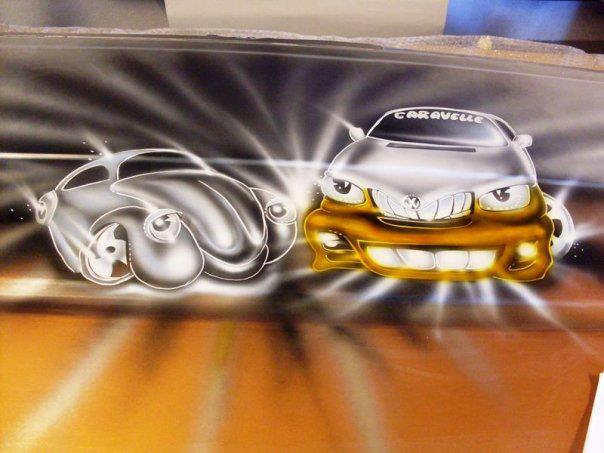 Airbrush norge